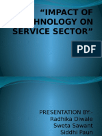 Docfoc.com-Impact of Technology on Service Sector-ppt
