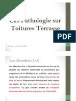 Cas Pathologie Sur Toitures Terrasse-II-1