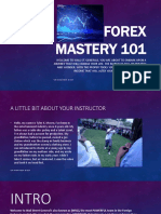 Forex Mastery 101