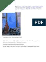 analisis de algunas obras de Fernando de Szyszlo
