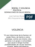 Salud Mental y Violencia Política- Reparaciones en Salud Mental