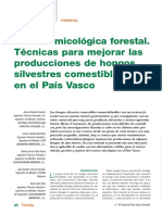 Gestion Micologica Forestal