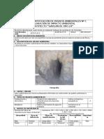 Ficha de Identificación de Pasivos