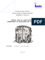 Manual de Compresores de Refrigeracion