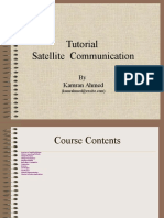 Satellite Communication a Tutorial