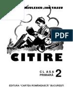 Citire Clasa II 1936