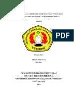Kajian Penerapan Stimulasi Hydraulic Fracturing Pada Sumur T-XX Field Tanjung - Pertamina EP Asset 5