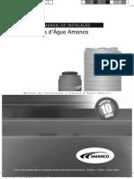 Amanco Manual Caixas Dagua v4 Alta