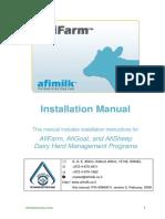 AfiFArm 3 05 Installation