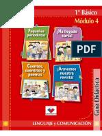 Módulo 4 1° Guía didactica