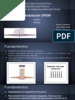 Modulación OFDM