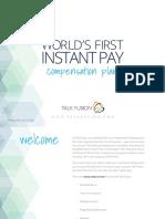 Talk Fusion - Comp Plan 2015