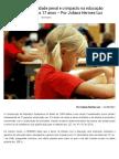 A Redução Da Maioridade Penal e o Impacto Na Educação Obrigatória Dos 4 Aos 17 Anos – Por Juliana Hermes Luz _ Empório Do Direito