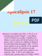 Apocalipsis 17 Parte 2,
