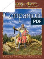 The Riddle of Steel - Companion