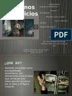 INTEGRADORA- TRANSTORNOS ALIMENTICIOS