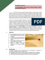 Informe Viaje Estudios Piura2015