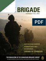 The Brigade - SF15