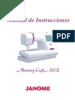 Manual Janome