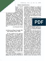 Revista dianoia comentarios