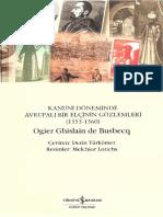 Ogier Ghislain de Busbecq-Türk Mektupları.pdf