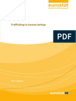 Eurostat Report on Trafficking in Human Beings - 2015