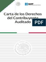Carta de Los Derechos Del Contribuyente Auditado