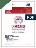 Plan de MKT MARATON Sportlife (1)
