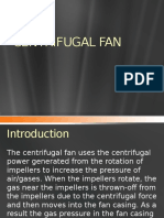Centrifugal Fan Manufacturers in India