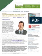 ConJur - Entrevista_ Dirley Da Cunha Júnior, Juiz Federal e Professor