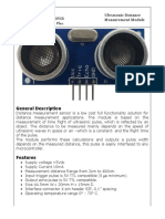 Ultrasonic Module RAM