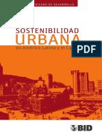 1. Sostenibilidad Del Desarrollo Urbano