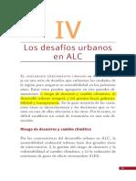 2. Los Desafios Urbanos en America Latina y El Caribe