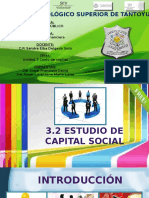 3.2 Estudio de Capital Social ActualJ