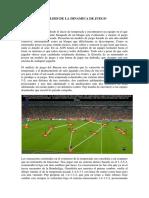 Análisis de La Dinamica de Juego Bayern Munich