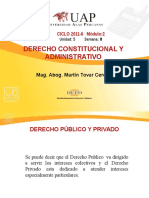 8 SEMANA, DERECHO PUBLICO Y PRIVADO.ppt