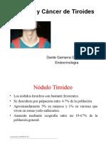 10-Nodulo Tiroideo y Cancer de Tiroides-mediii-hndm