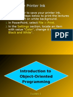 Lecture01 Objectorientedprogramming 130120010815 Phpapp01 (1)