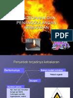Pencegahan Dan Penanggulangan Kebakaran
