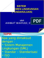 Pendahuluan SML (Pertemuan 1A)