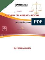 1. El Poder Judicial