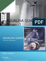 AQUAliza Quartz Case