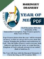 Year of Mercy HC