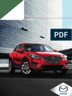 2016 Mazda CX5 Smart Start Guide