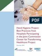 Hand Hygiene Best Practices