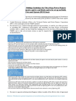Note_Competitive Bidding Guidelines for Ultra Mega Power Projects_BOO