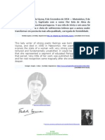 Florbela Espanca - pequena biografia