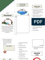 Penyuluhan Dbd Leaflet