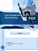 Lesson 04 Lean in Manufacturing