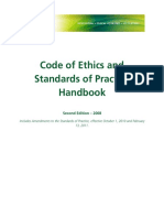 Code of Ethics Standards of Practice